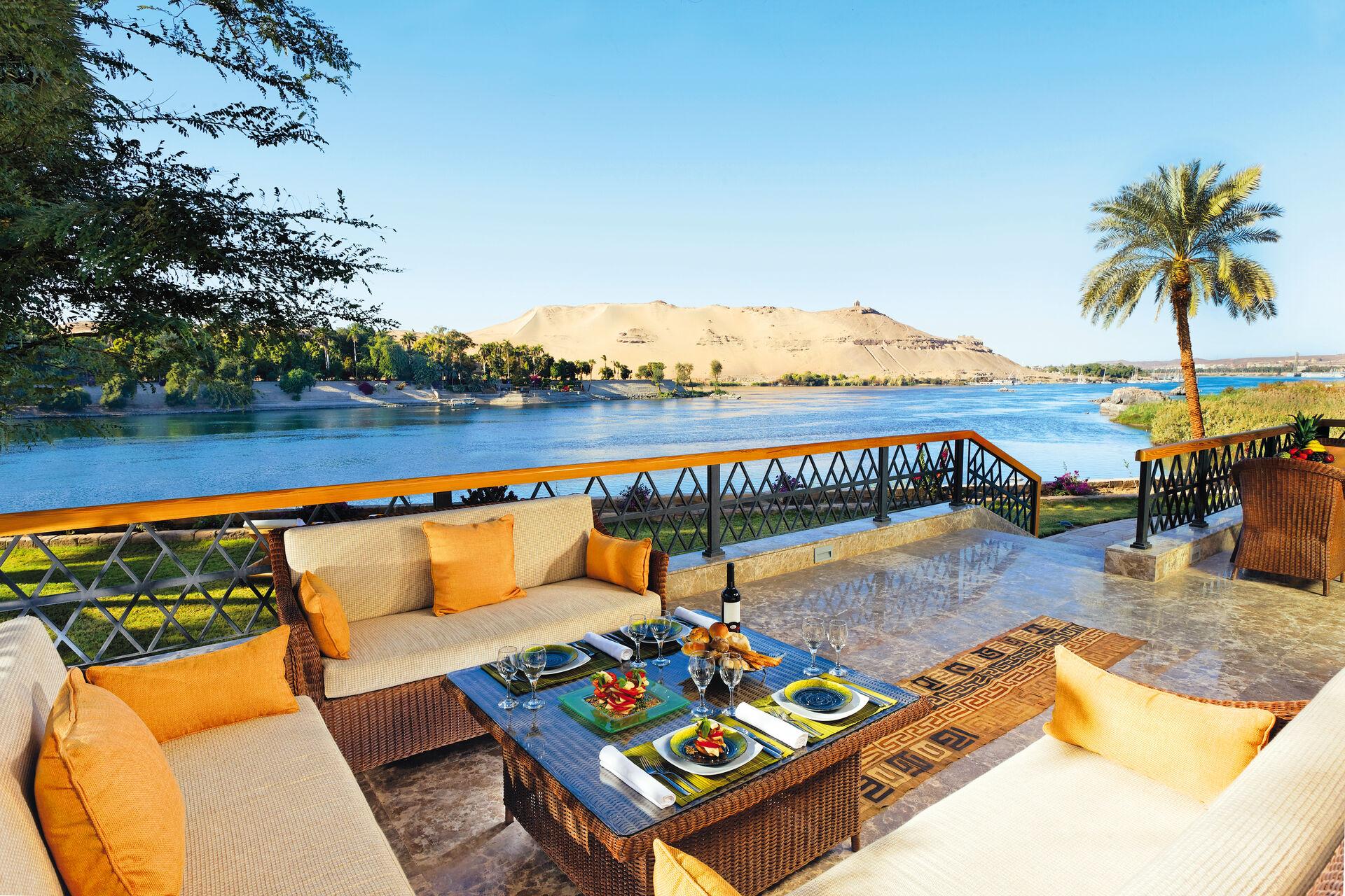 M�venpick Resort Aswan