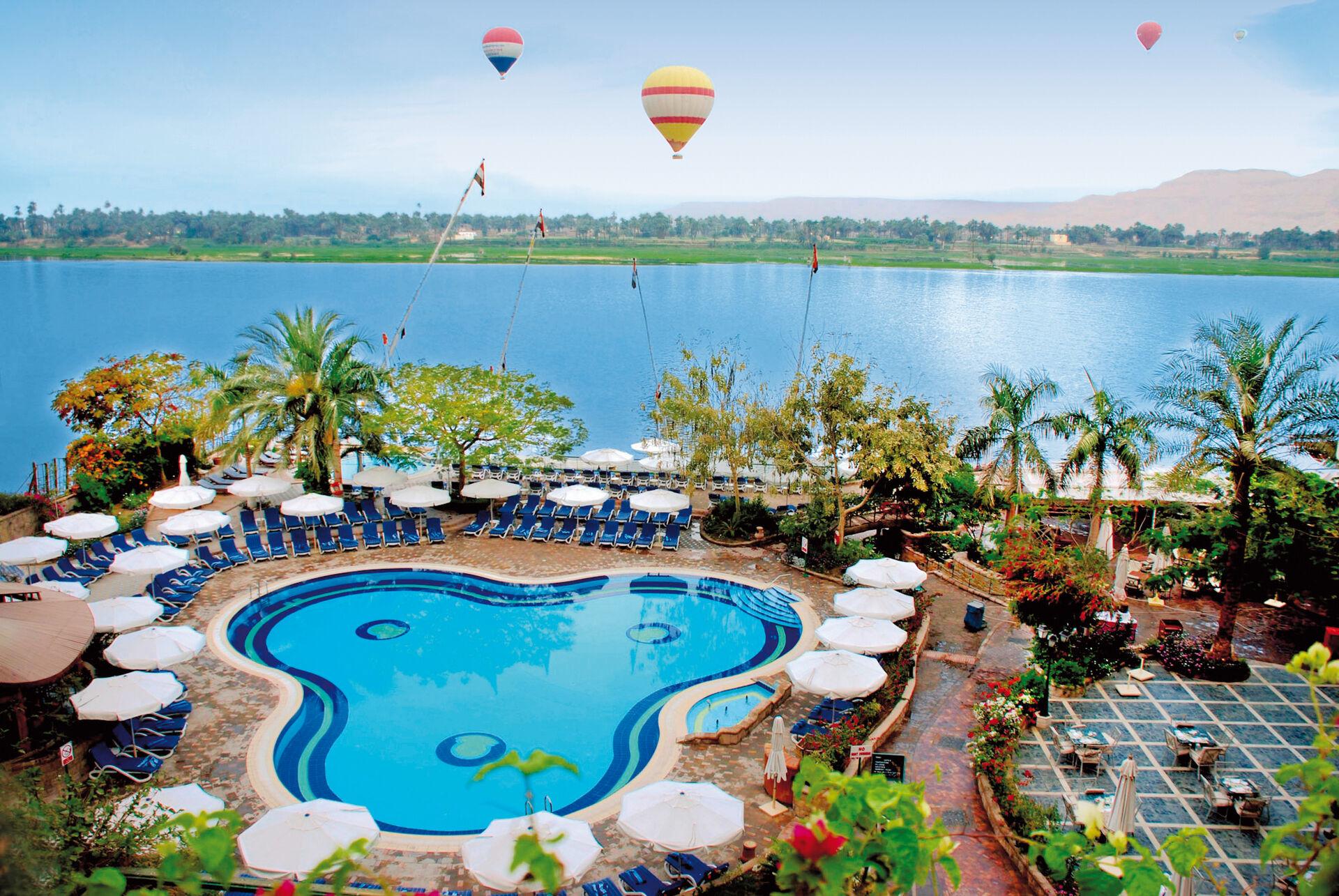 Steigenberger Nile Palace Luxor