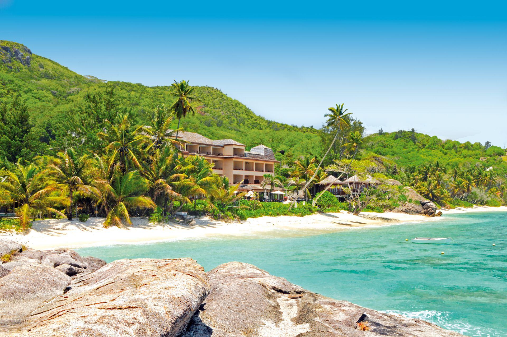 DoubleTree Resort Spa by Hilton Hotel Seychelles Allamanda