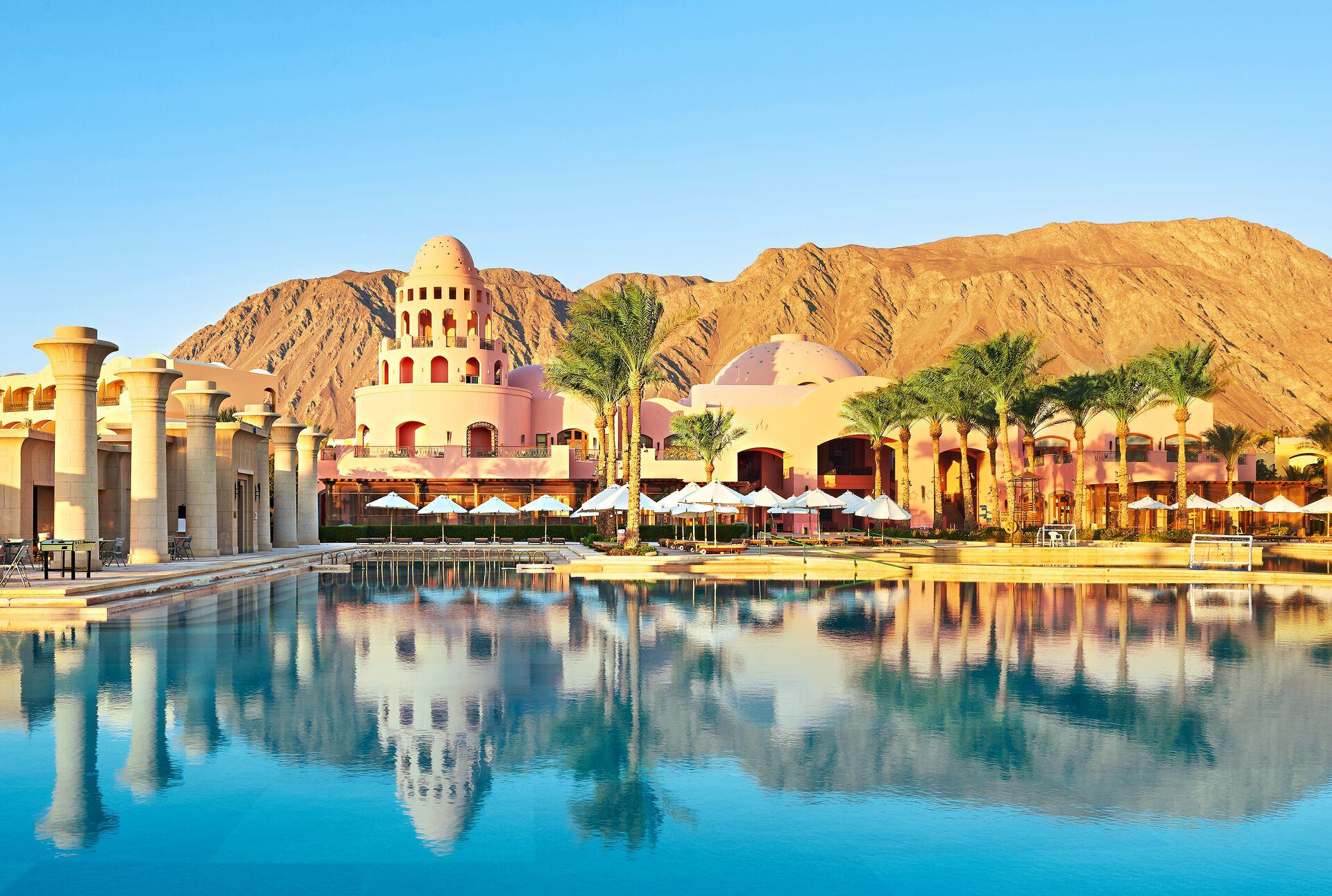 Mosaique Beach Resort Taba Heights (v/h Sofitel)