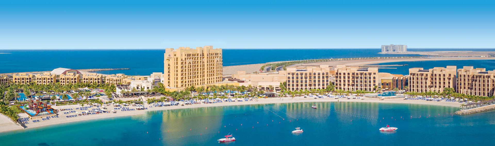 Séjour Ras Al Khaimah - DoubleTree by Hilton Resort & Spa Marjan Island - 5*