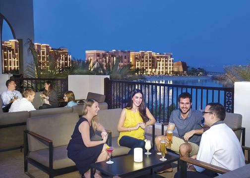 DoubleTree by Hilton Resort & Spa Marjan Island - 5*