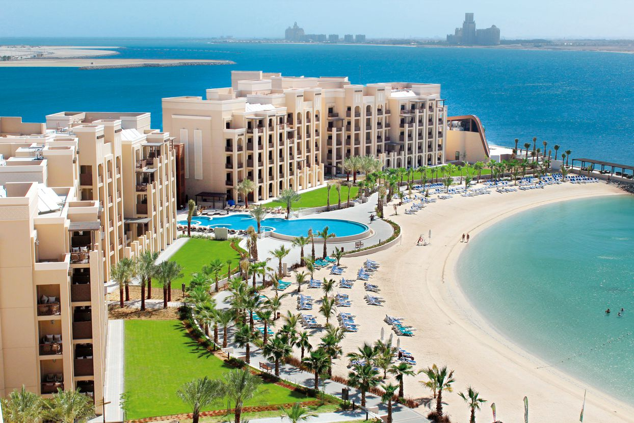 The Bay Club - DoubleTree by Hilton Resort & Spa Marjan Island - 5*