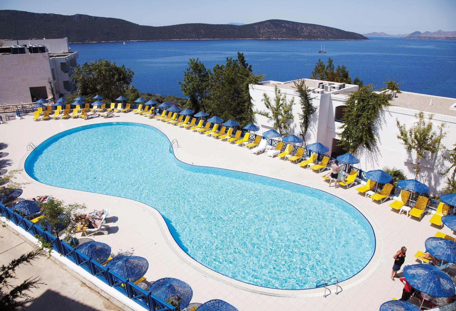 Turquie - Bodrum - Hôtel Bodrum Holiday Resort 4*