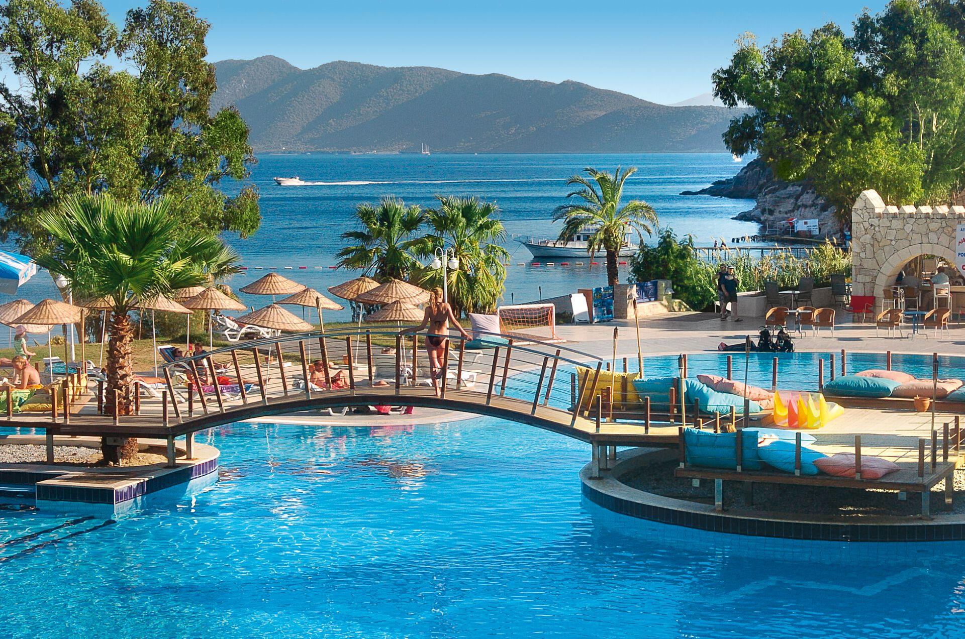 Hôtel Salmakis Resort & Spa 5* - 1