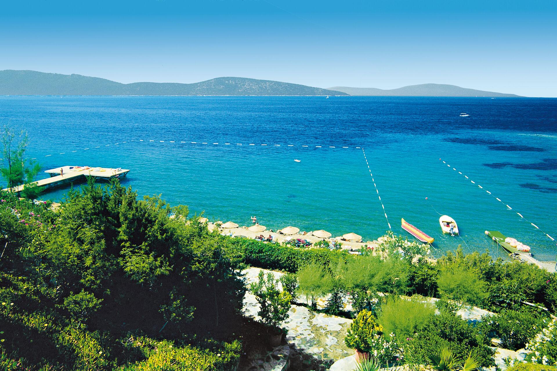 Turquie - Bodrum - Hôtel Forever Club 4*