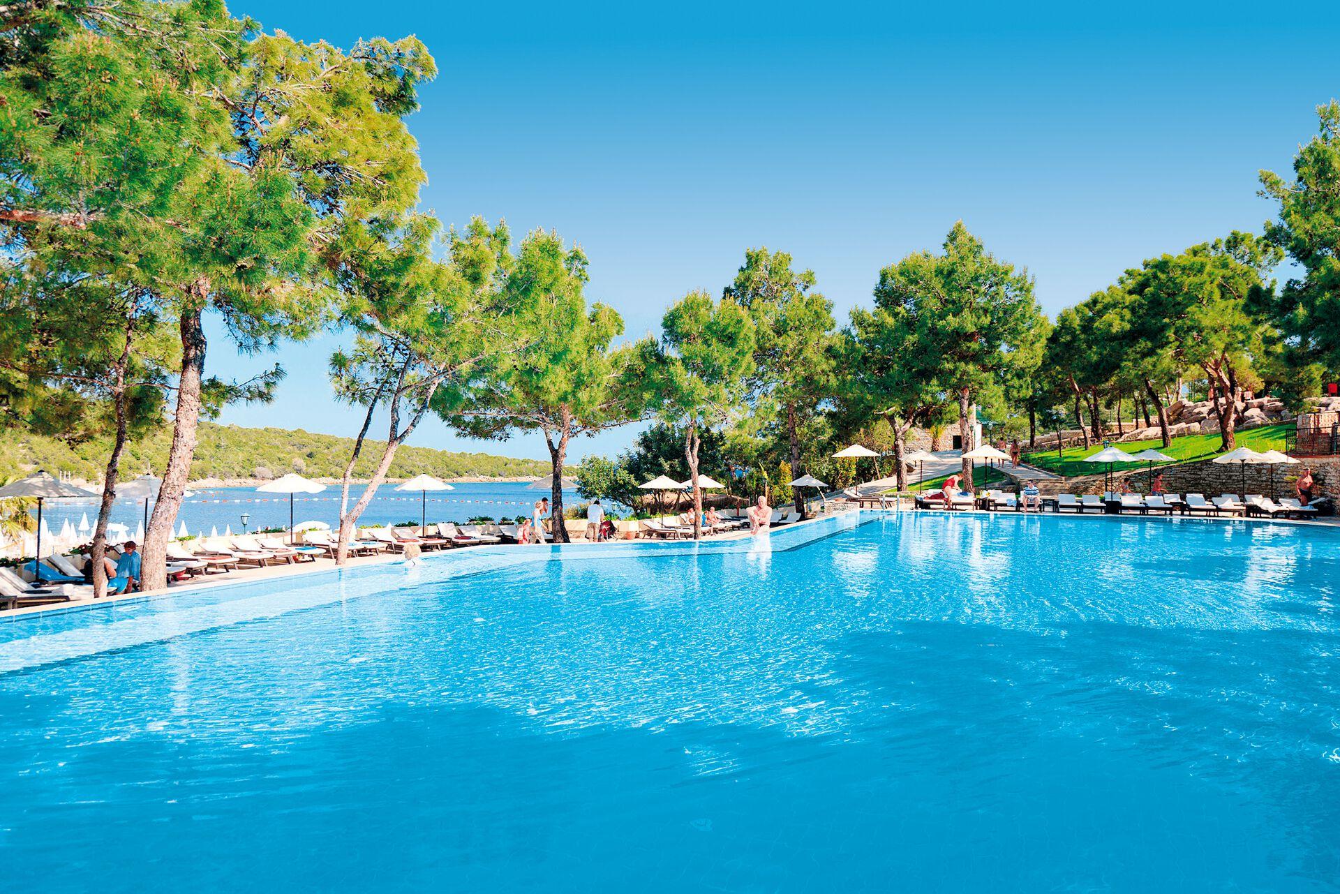 Le Club FTI Privilège Bodrum Park Resort (avec chauffeur privé) - 5*