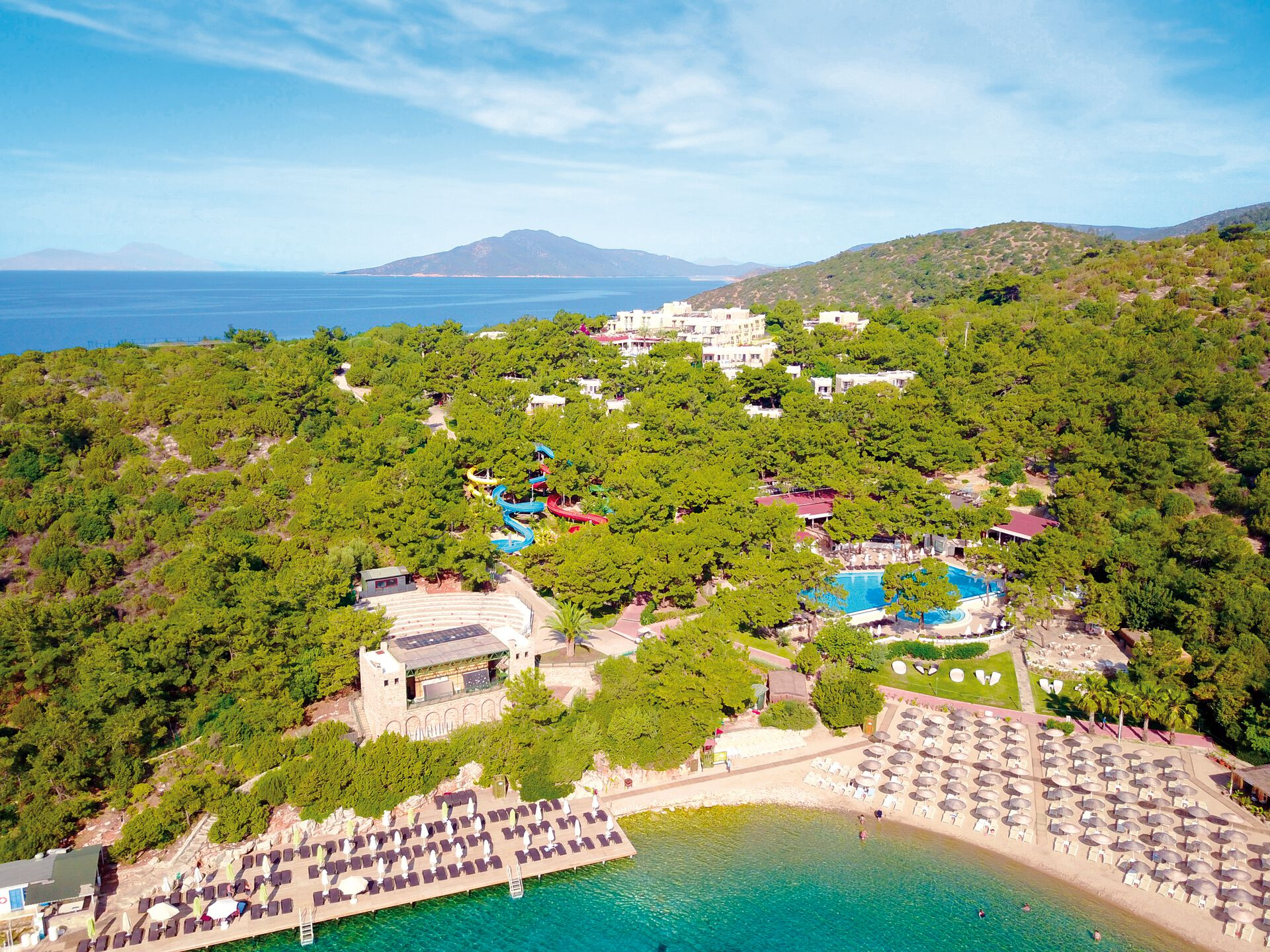 Bodrum Park Resort - 5*