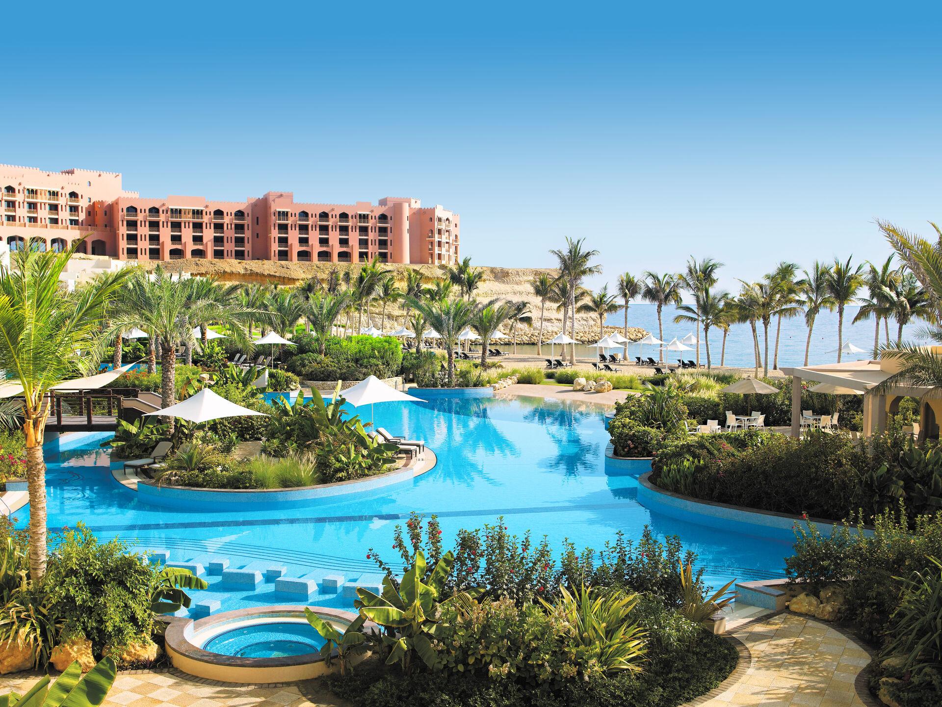 Shangri-La Barr Al Jissah Resort & Spa - Al Bandar - 5*