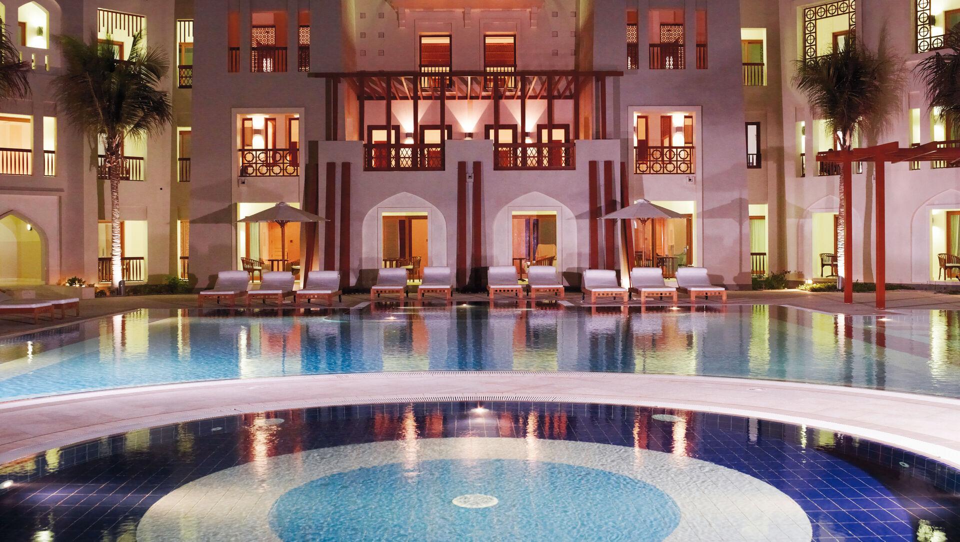Oman - Sifawy Boutique Hôtel 4*