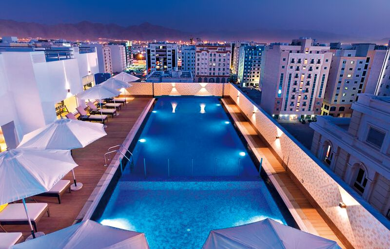 Hôtel Centara Muscat Hotel 4*