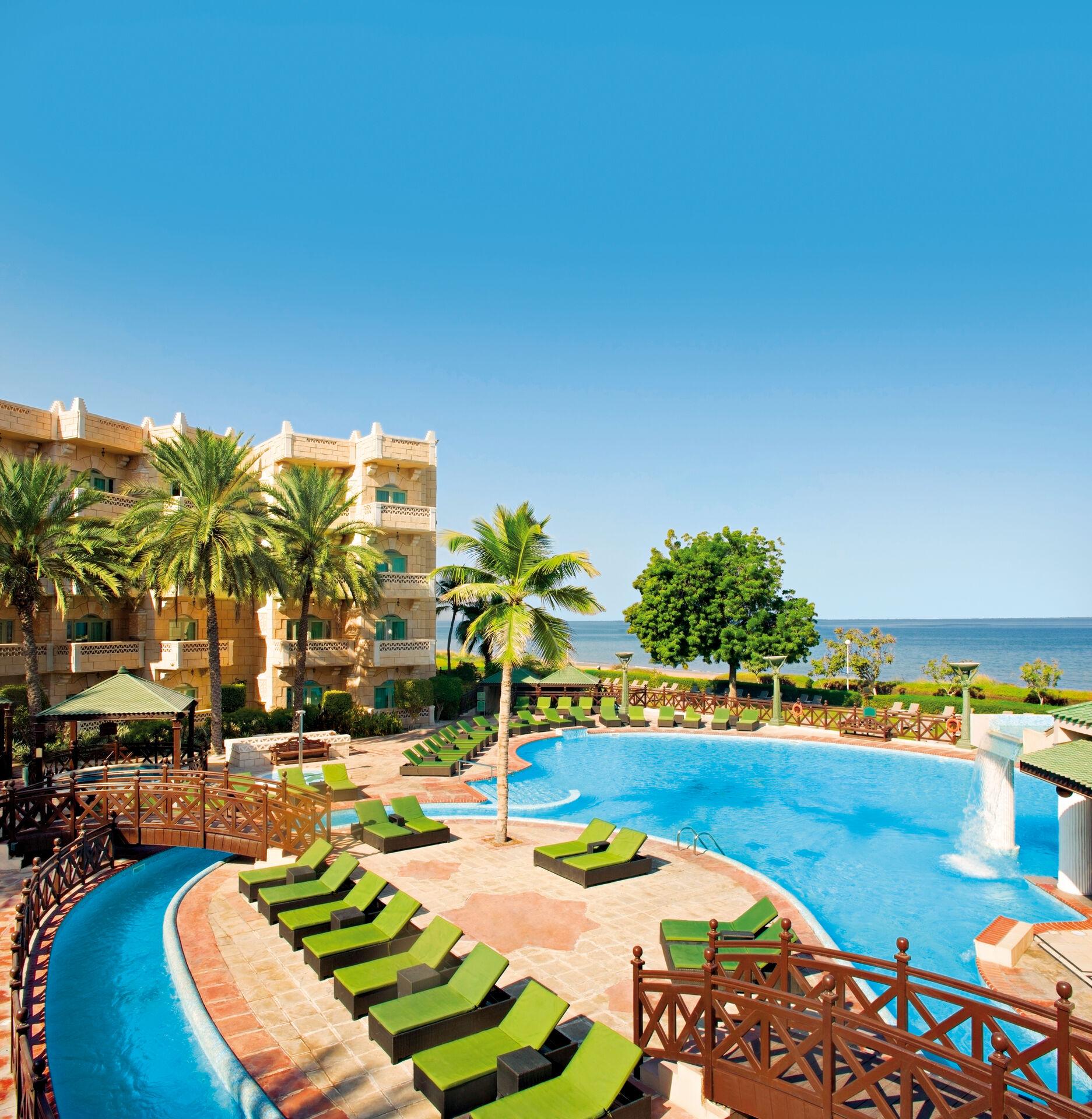 Hôtel Grand Hyatt Muscat 5*