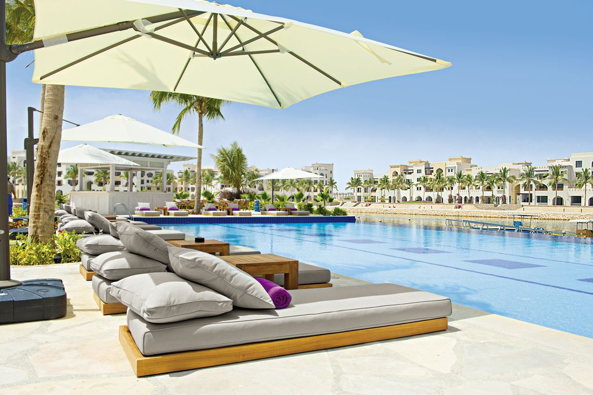 Oman - Juweira Boutique Hôtel 4*