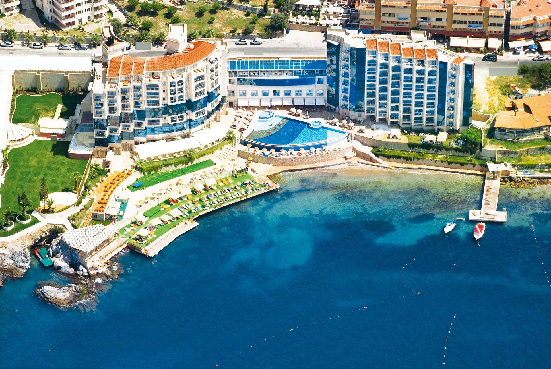 Séjour Izmir - Hotel Charisma de Luxe - 5*