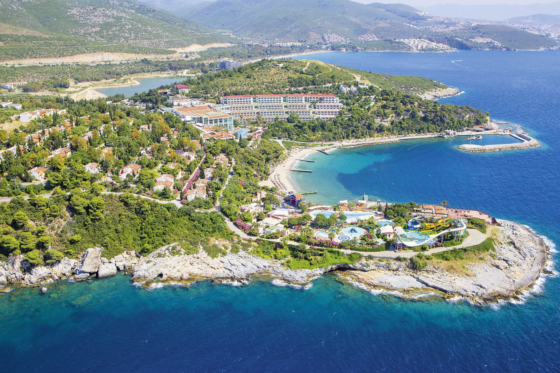 Séjour Izmir - Pine Bay Holiday Resort - 5*