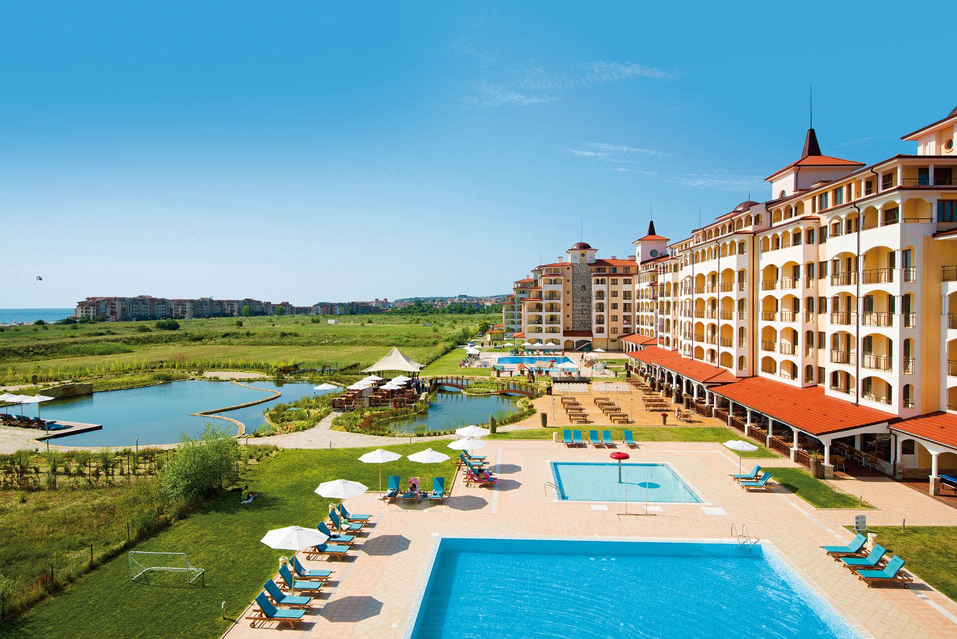 sunrise all suites resort - 4*
