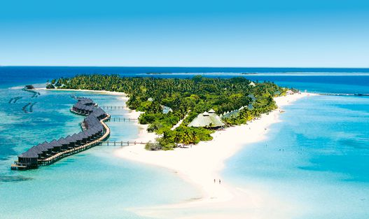 Kuredu Island Resort & Spa (- transfert inclus) - 4*