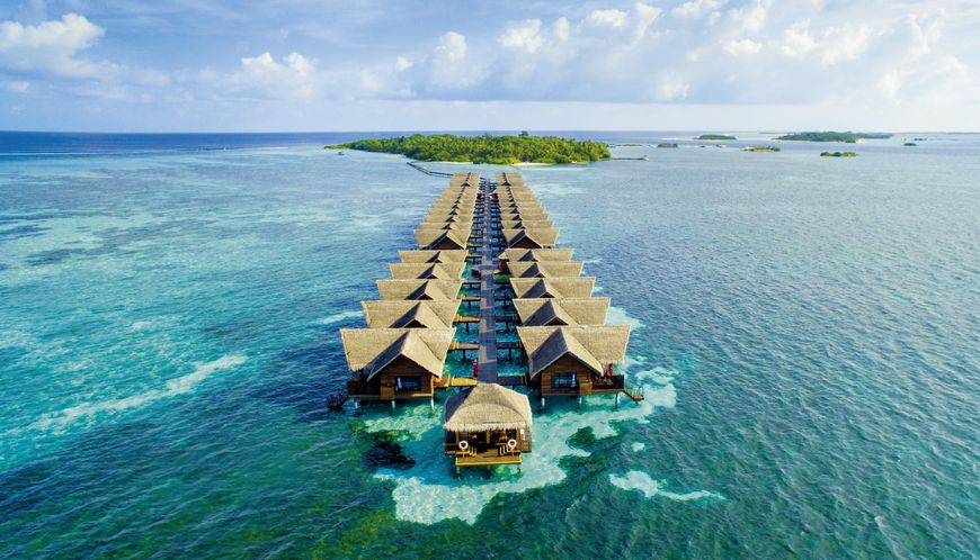 Adaaran Select Hudhuranfushi Resort - 4*