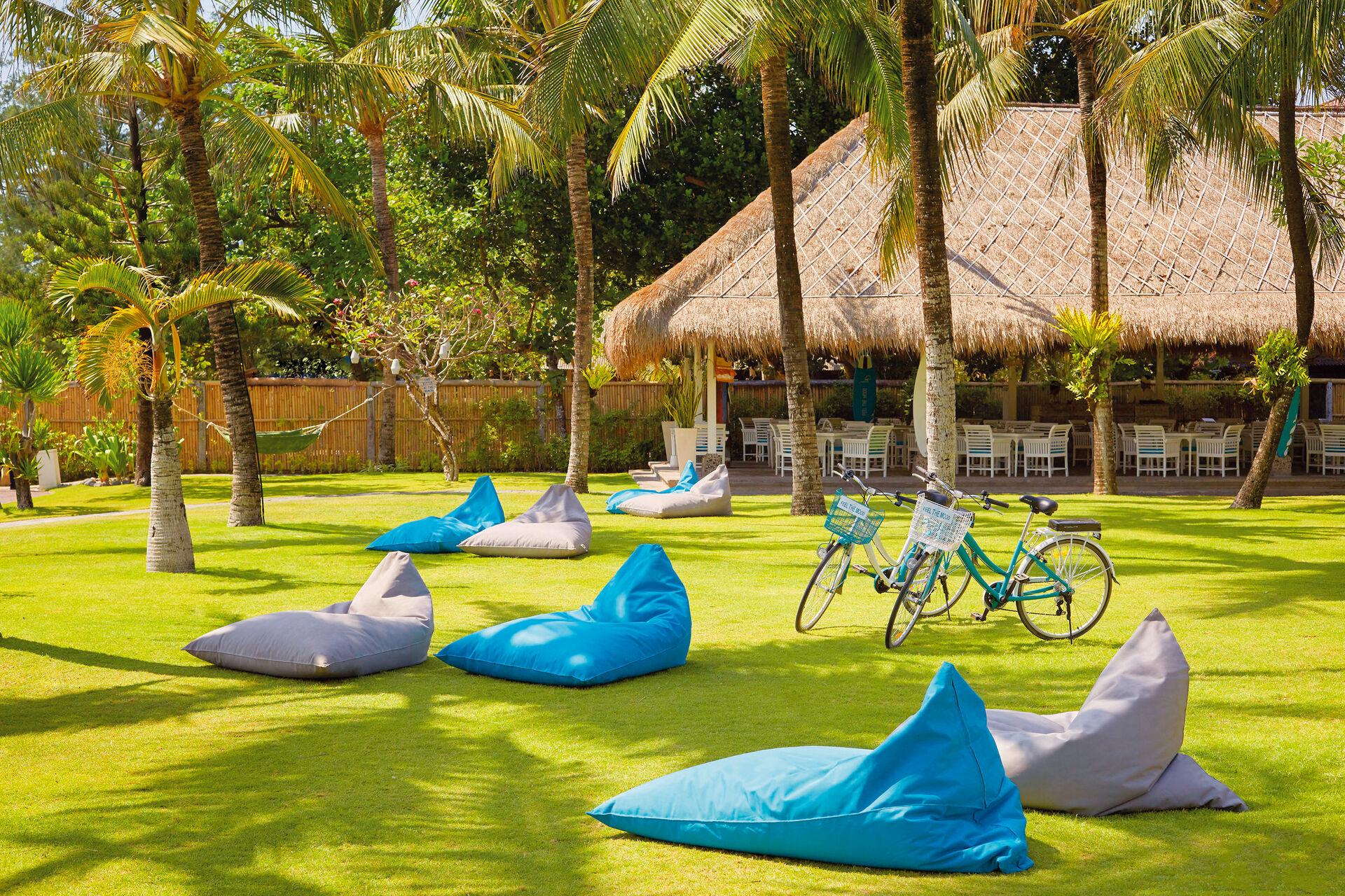 Bali - Indonésie - Hôtel Sol Beach House Benoa 4*