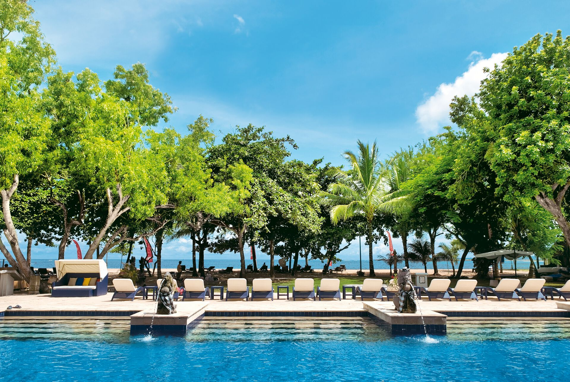 mercure resort sanur - 4*