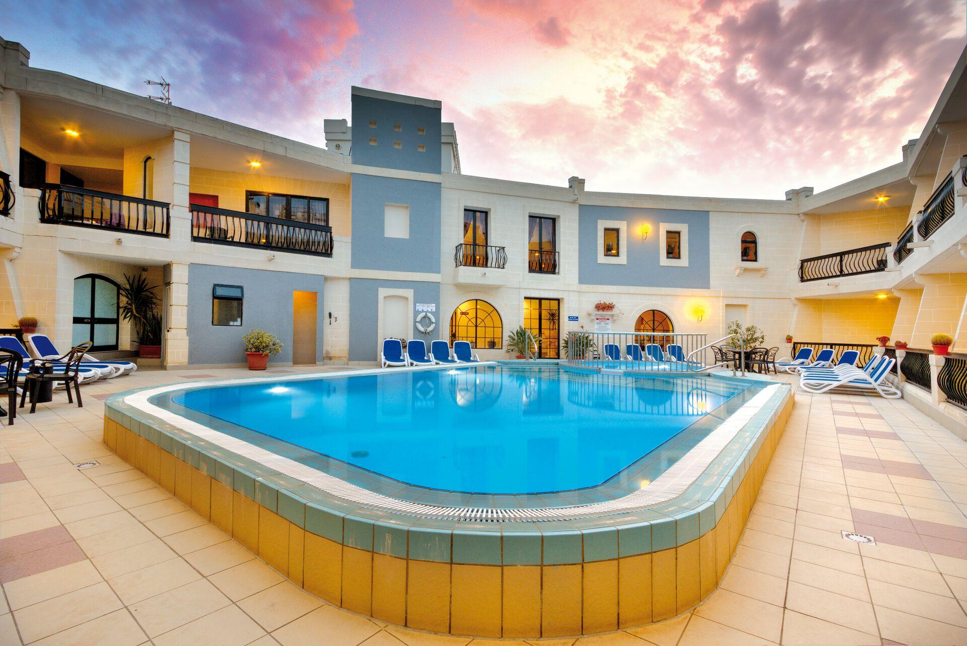 Malte - Pergola Hôtel & Spa 4*