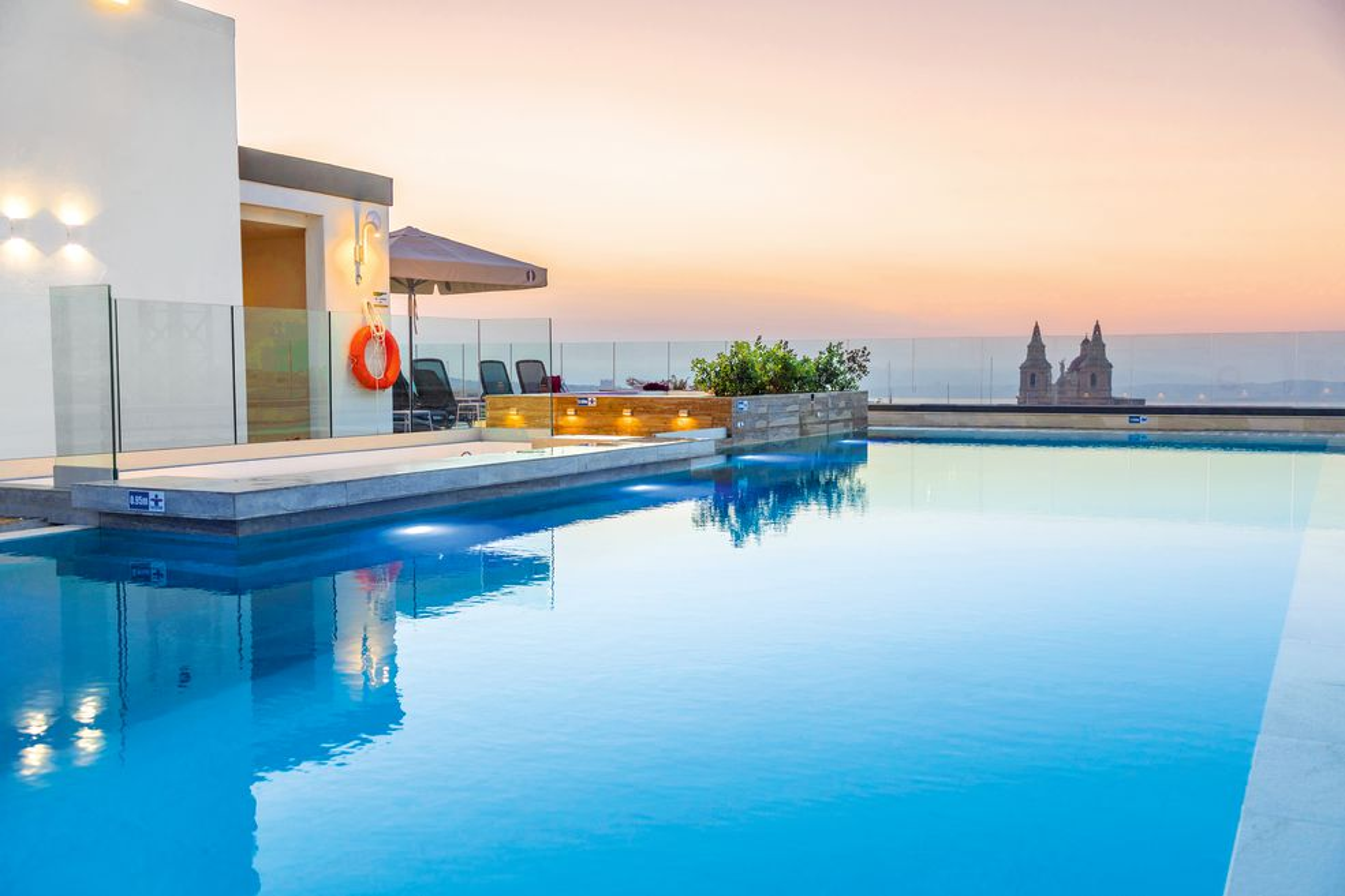 Malte - Hôtel Solana 4*