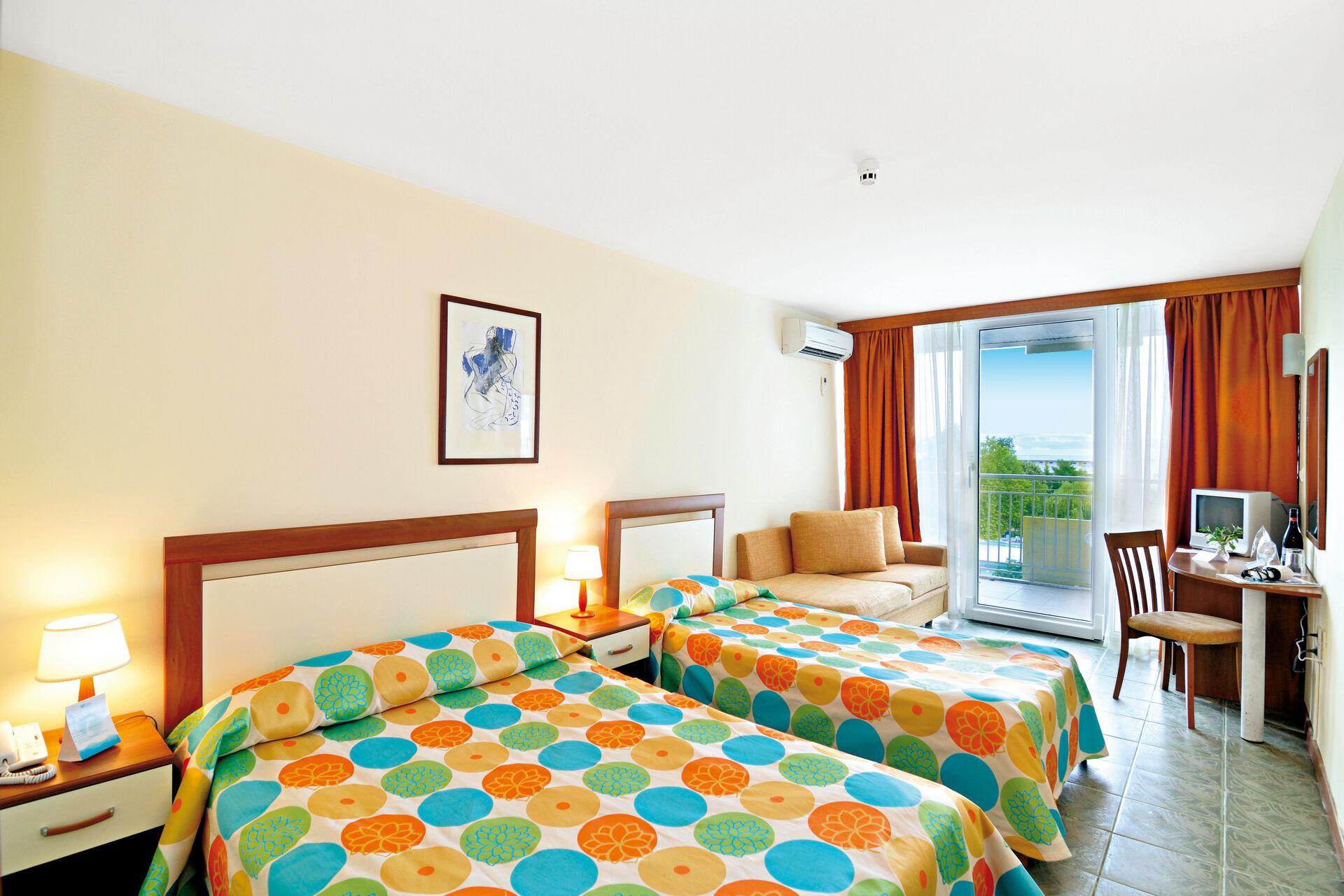 Bulgarie - Albena - Hôtel Laguna Mare 4*