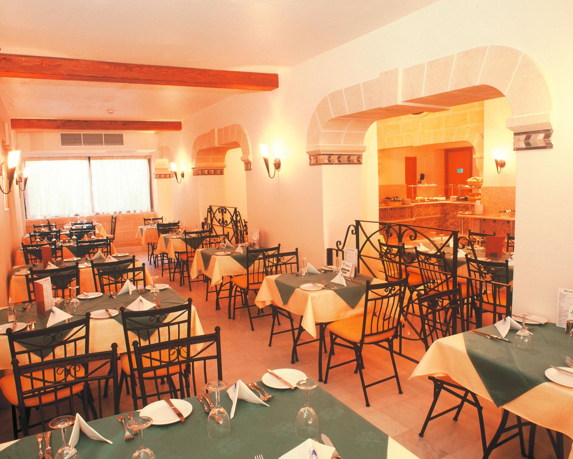 Malte - Hôtel Sunflower 3*