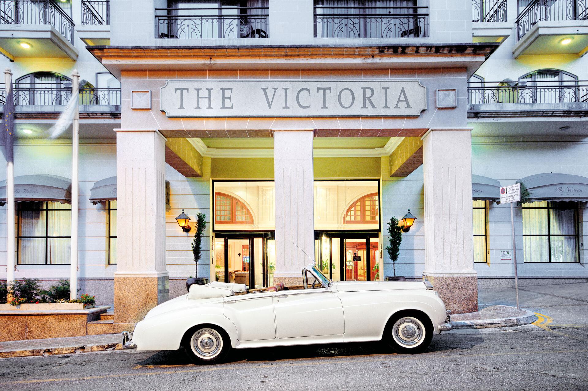 AX - The Victoria Hotel - 4*