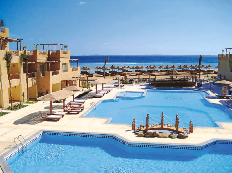 Egypte - Mer Rouge - Hurghada - Hôtel Imperial Shams Abu Soma 4*