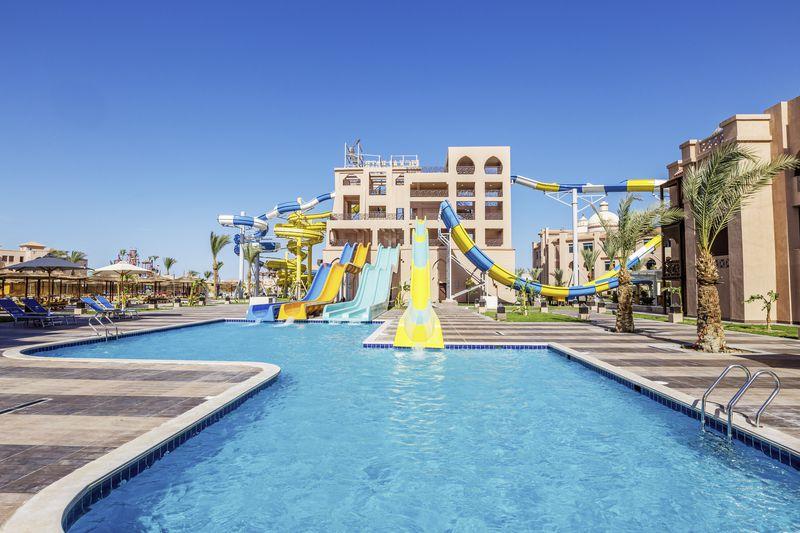 Egypte - Mer Rouge - Hurghada - Hôtel Albatros Aqua Park 4*