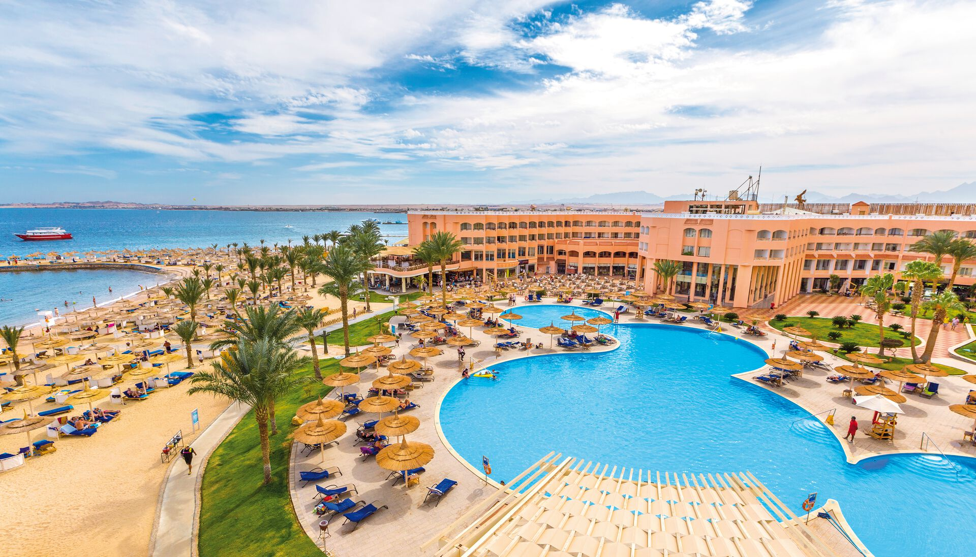 Beach Albatros Resort - 4*