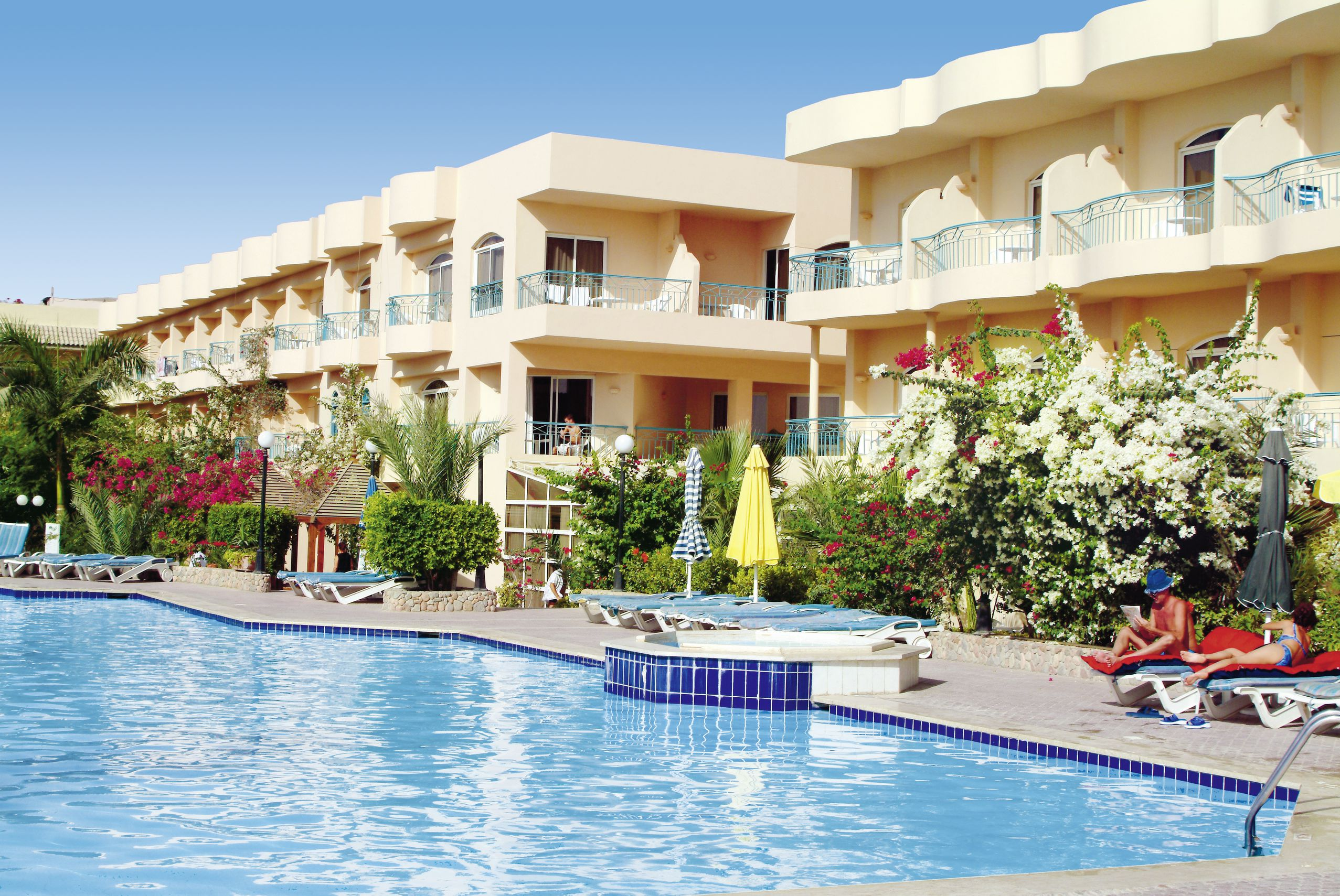 Egypte - Mer Rouge - Hurghada - Hôtel Bella Vista Resort 4*