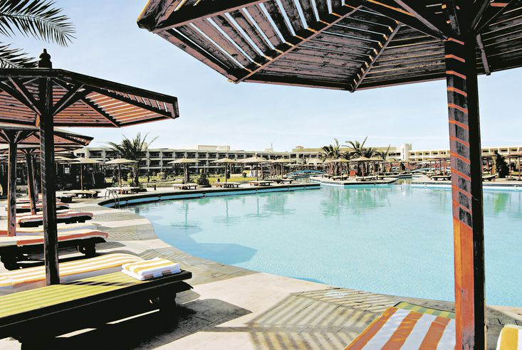 Egypte - Mer Rouge - Hurghada - Hôtel Long Beach Resort 4*