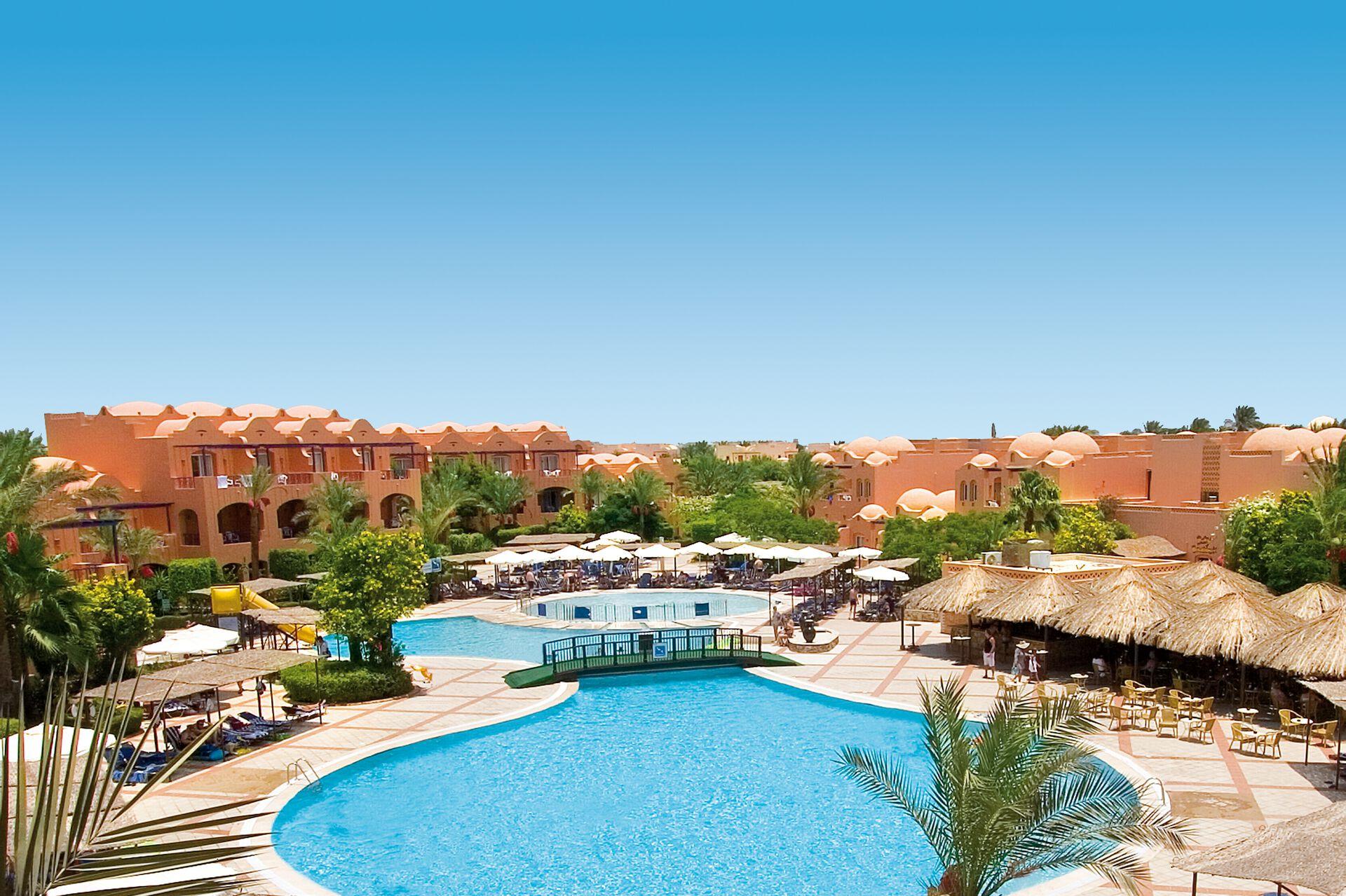 Jaz Makadi Oasis Resort & Club 5 *