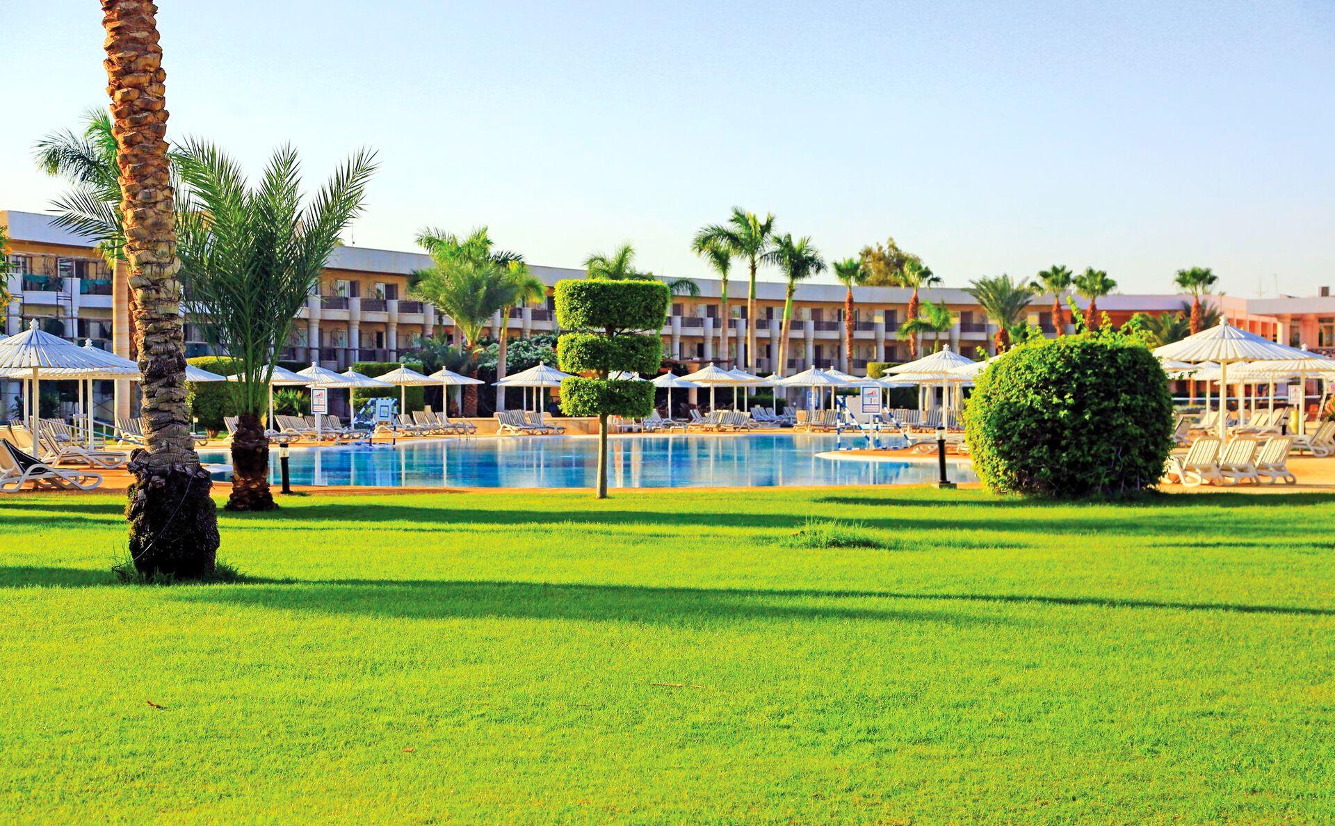 LABRANDA Royal Makadi - chambre double supérieure coté piscine