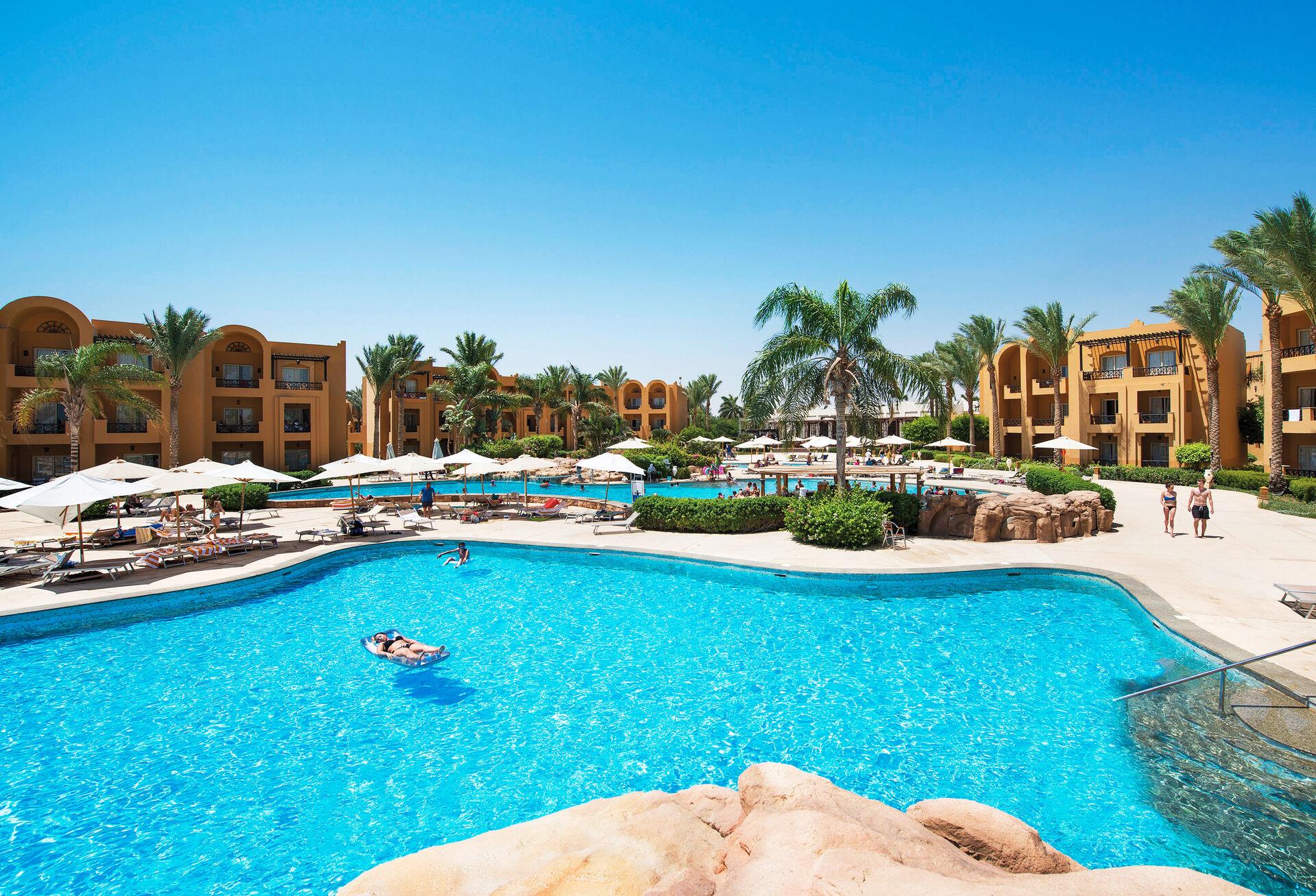 Hotel Stella di Mare Beach Resort 5*, Makadi Bay, Mer