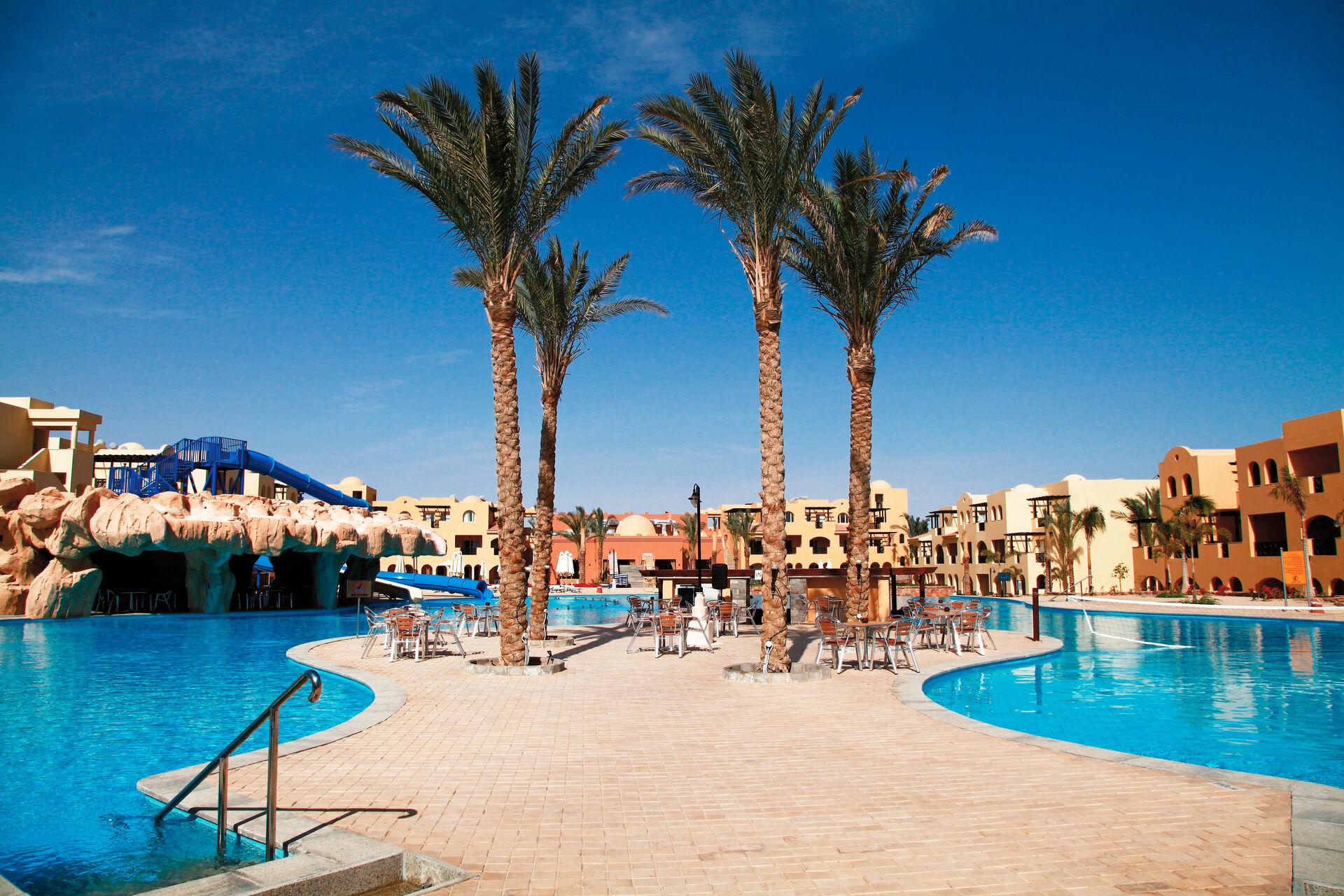 Egypte - Mer Rouge - Makadi Bay - Hôtel Stella Makadi Gardens 5*