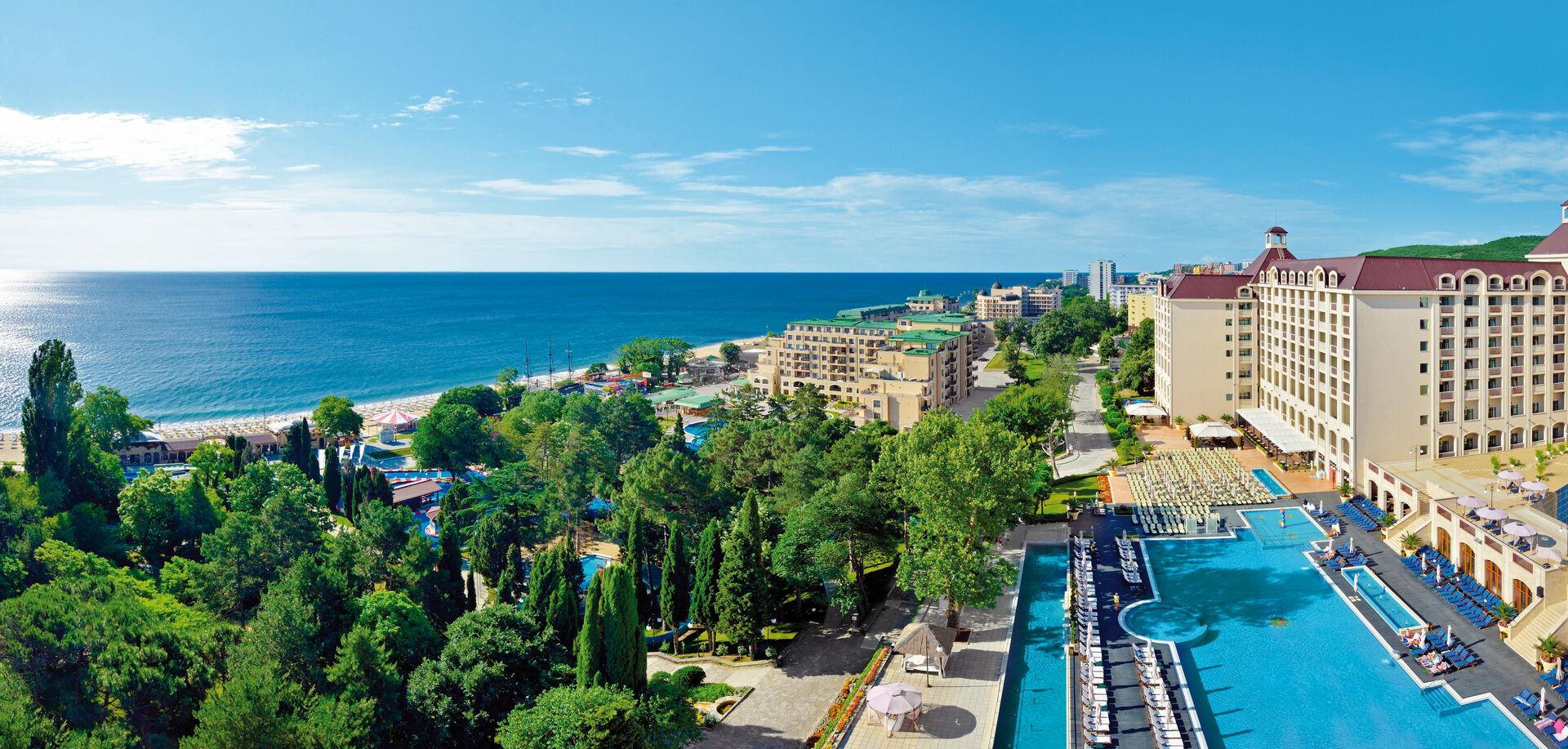 Bulgarie - Sables d'Or - Hôtel Melia Grand Hermitage 5*