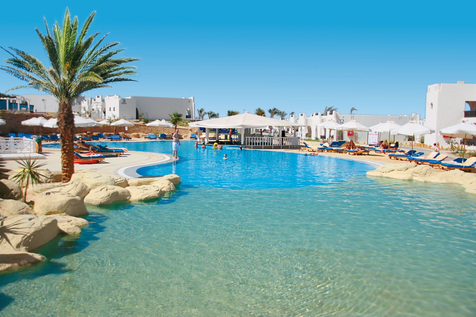 Hilton Marsa Alam Nubian Resort - 5*