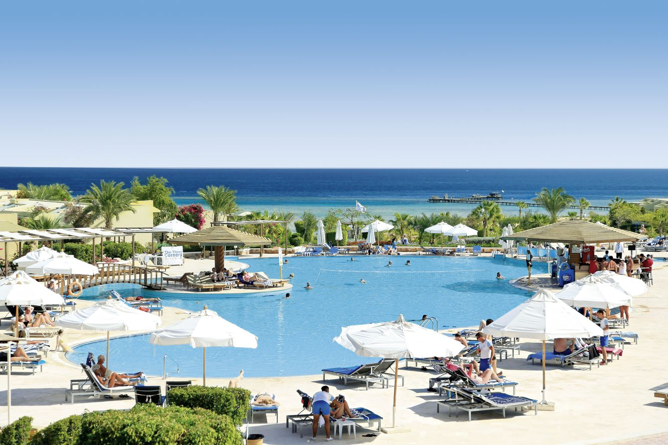 Three Corners Fayrouz Plaza Beach Resort - 4*