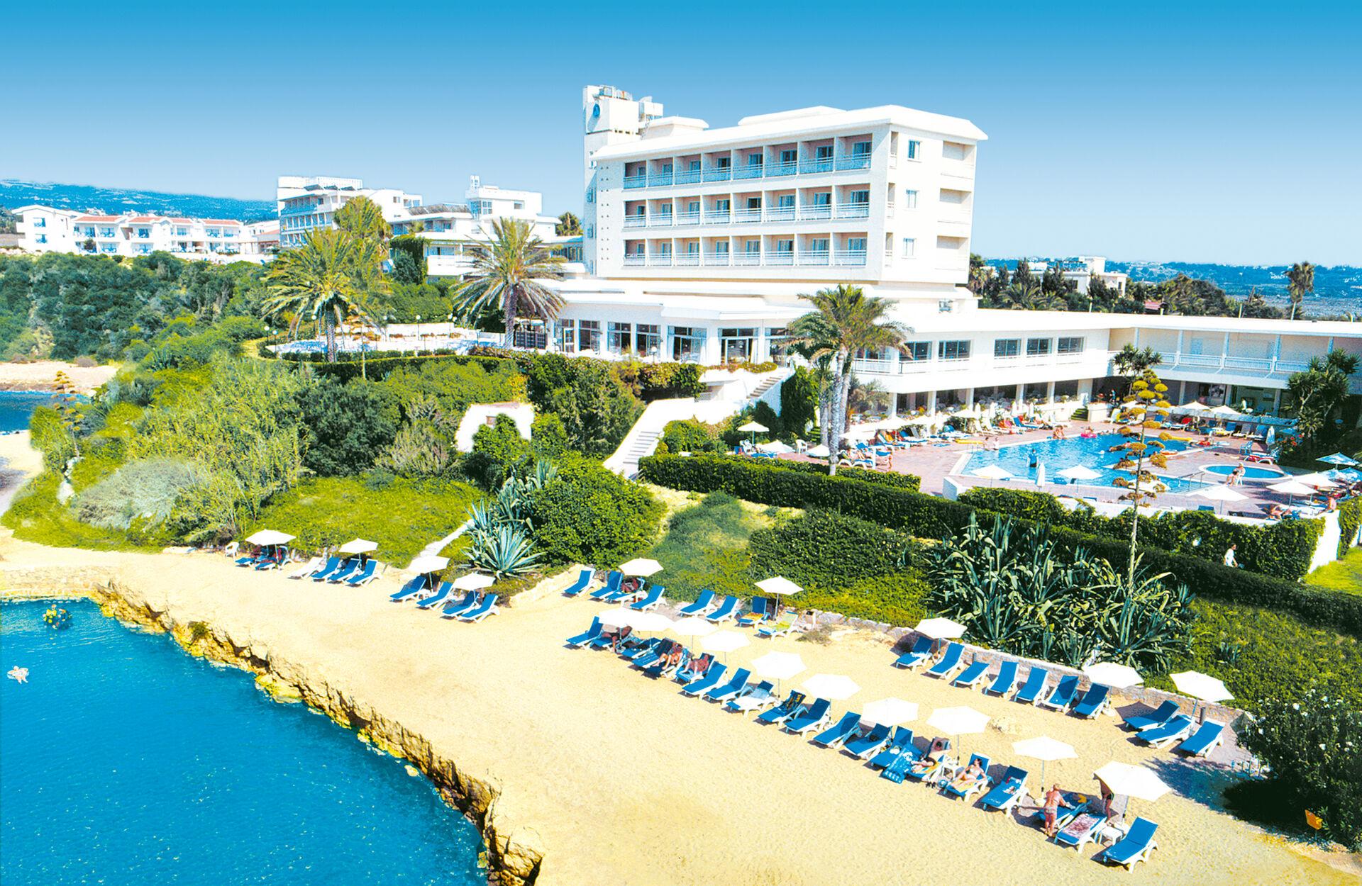 Chypre - Cynthiana Beach Hôtel 3*