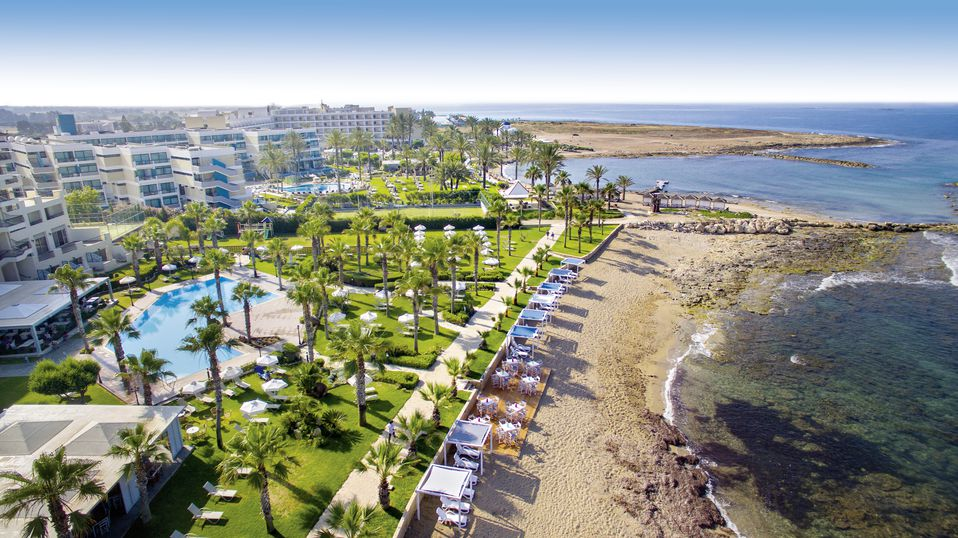 Aquamare Beach Hotel & Spa - 4*