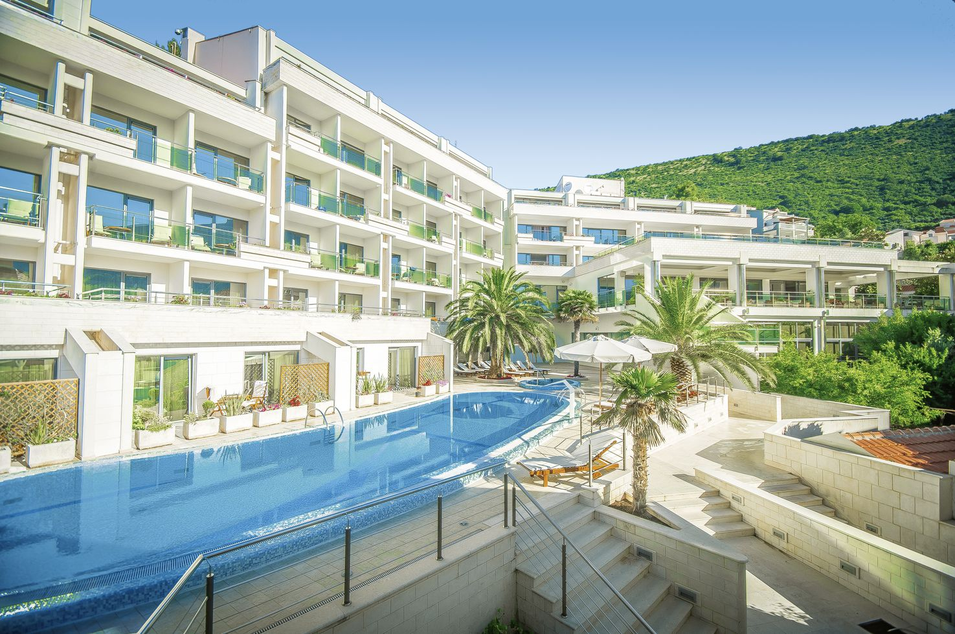 Monténégro - Hôtel Monte Casa Spa & Wellness 4*