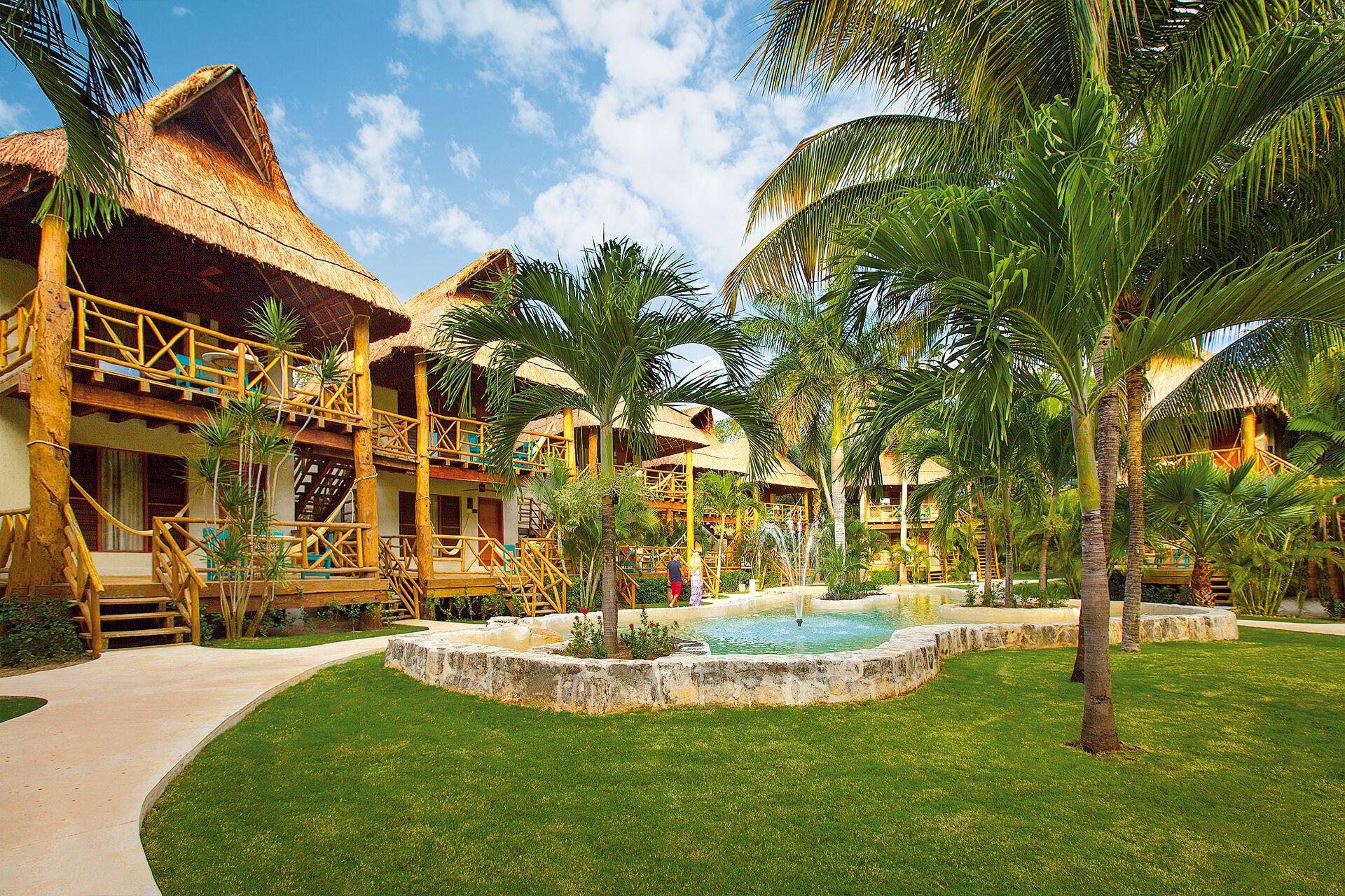 Voyage Amérique Centrale - Mahekal Beach Resort - 4*