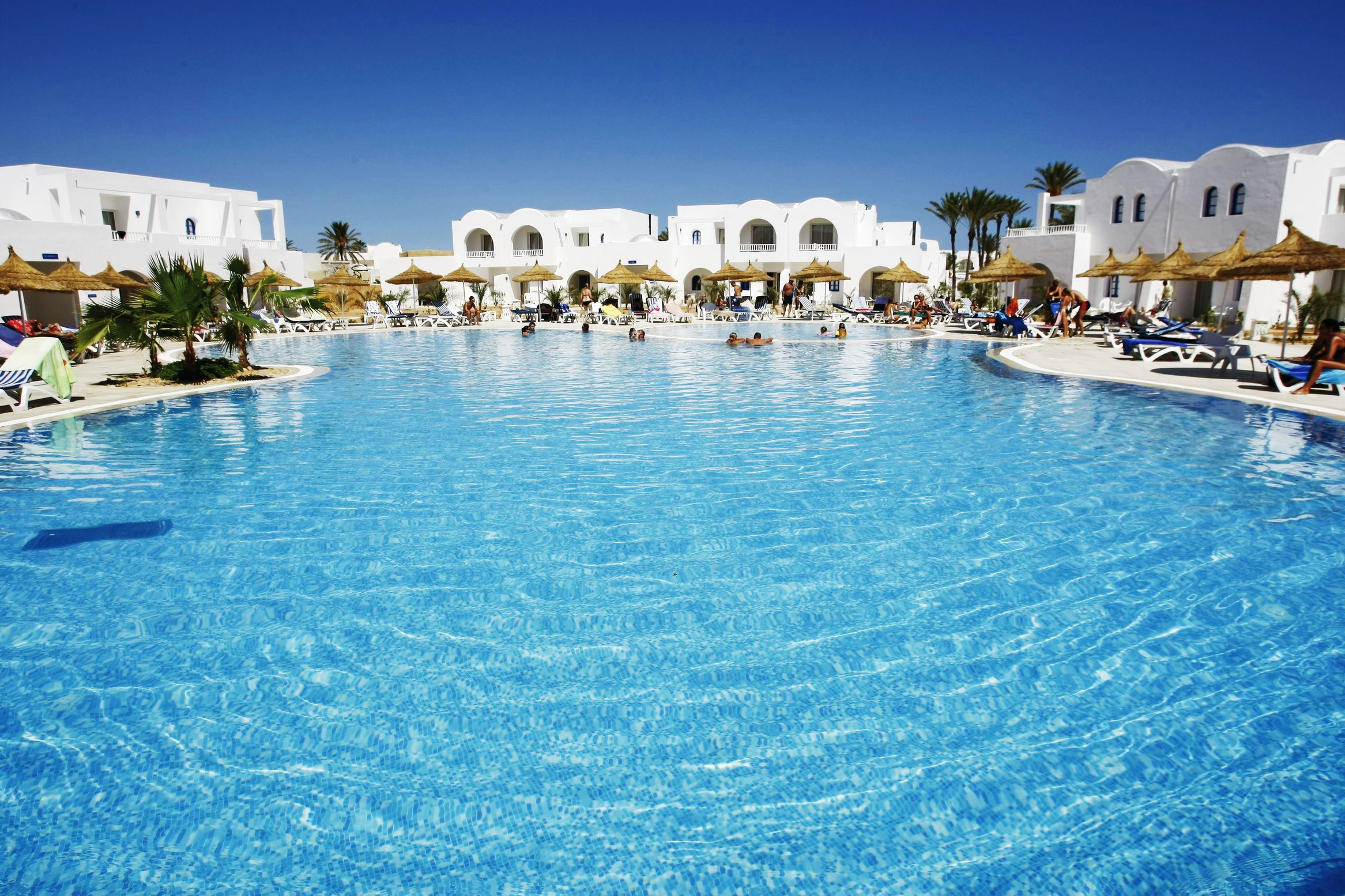 EXCLUSIVITÉ : Djerba Sun Club - 3*