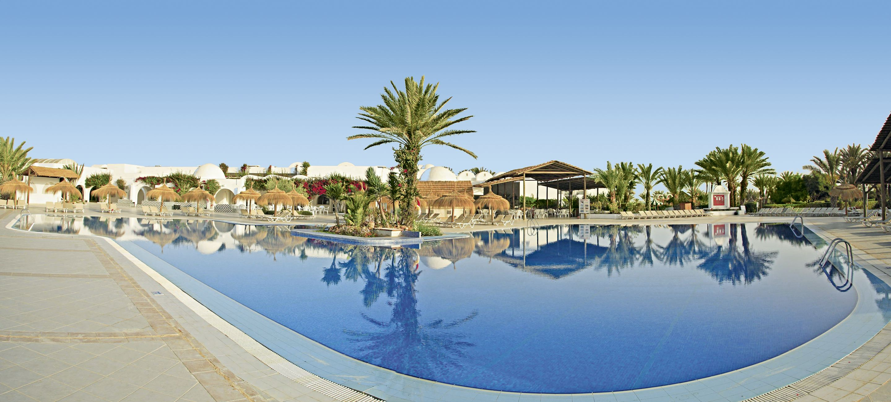 Seabel Rym Beach  - 4*