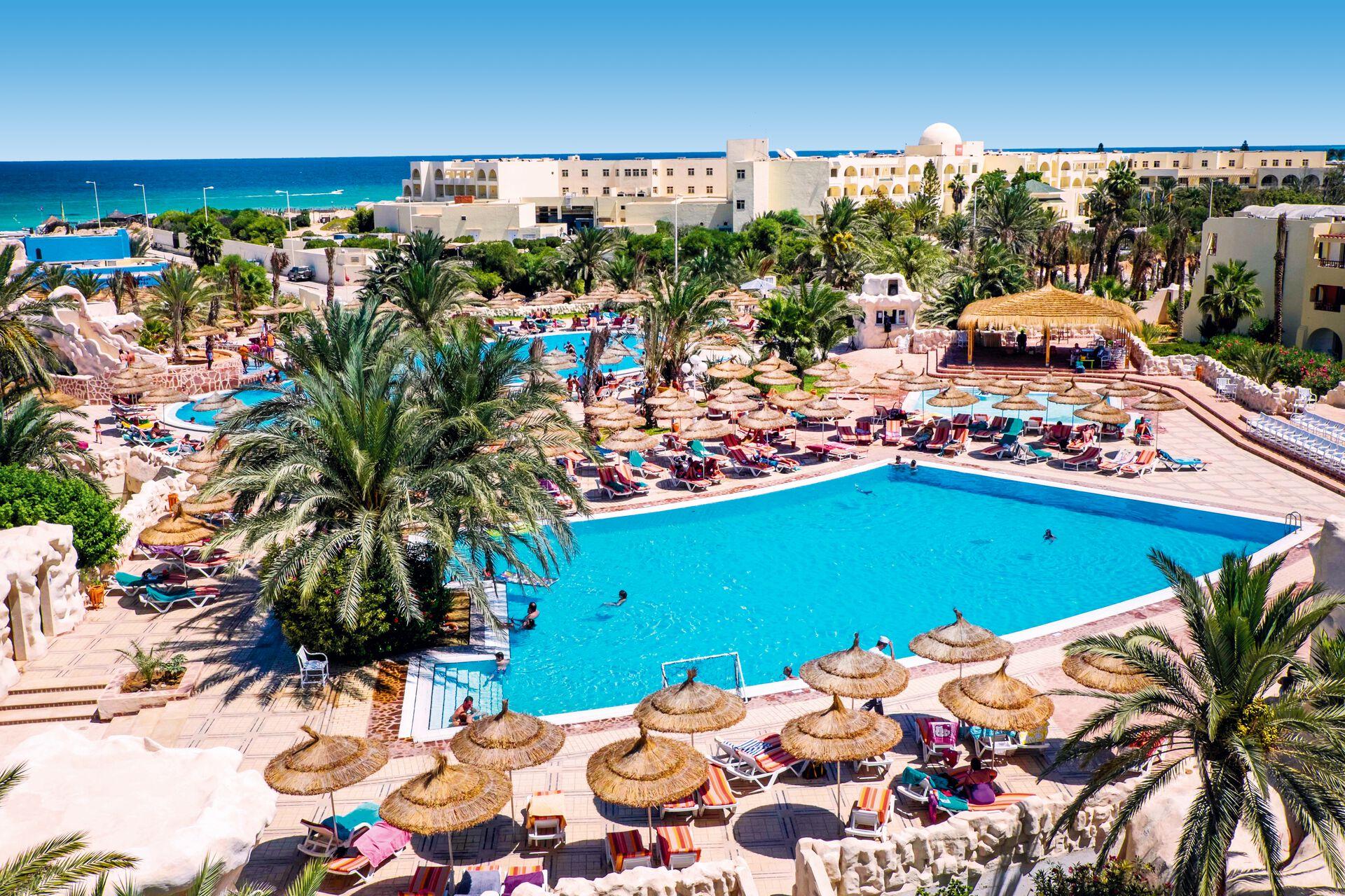 Hôtel Baya Beach Aqua Park Resort & Thalasso - 3*