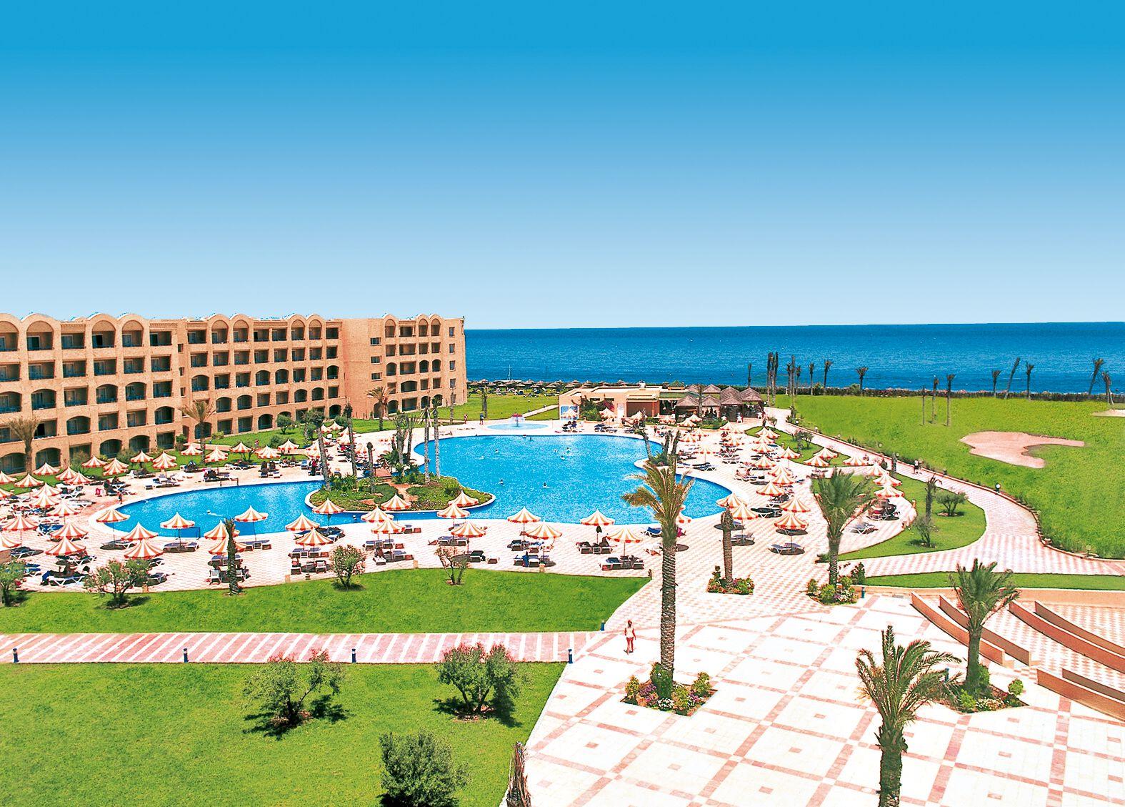 Hotel Nour Palace - 5*