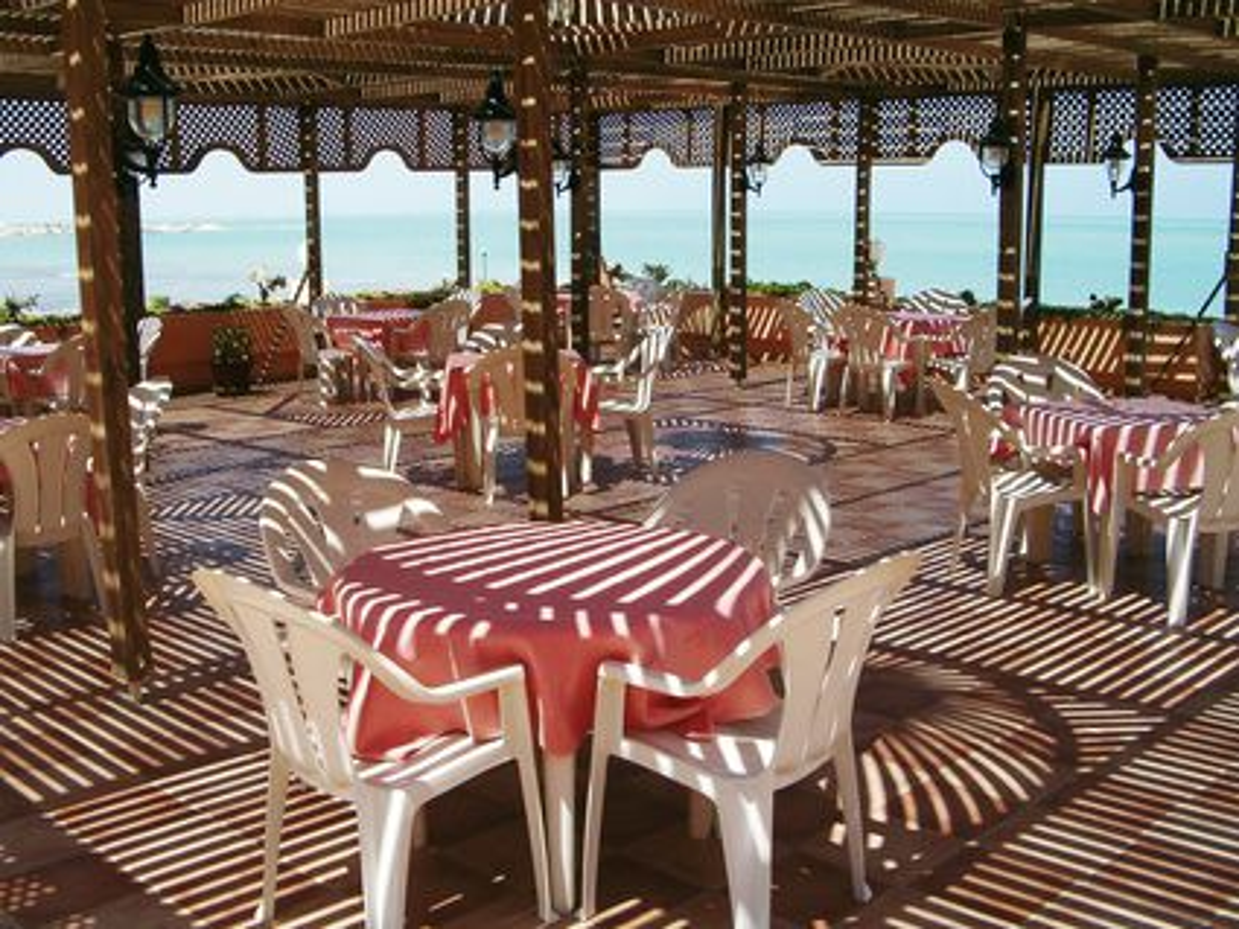 Tunisie - Zarzis - Hôtel Oasis Marine 3*